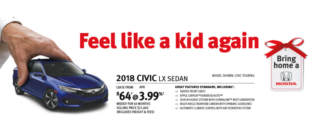 CIVIC DEC 17