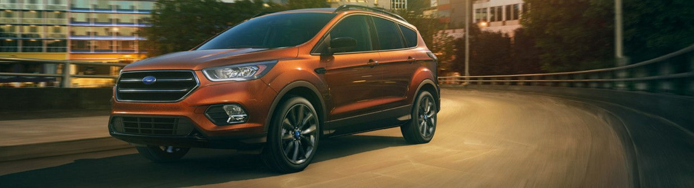 2017 Ford Escape at Zender Ford