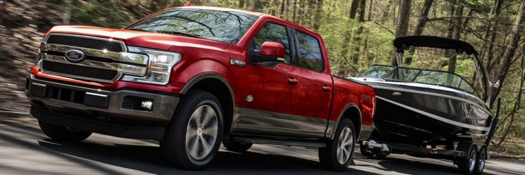 F-150: The Perfect Truck For The Summer!