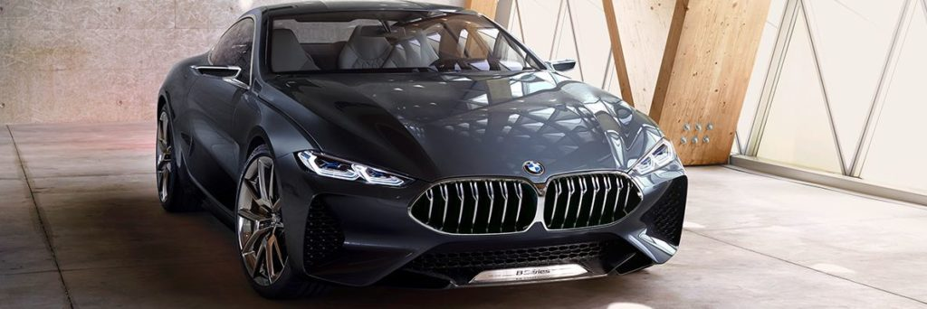 Learn More About the BMW Concept 8 Series