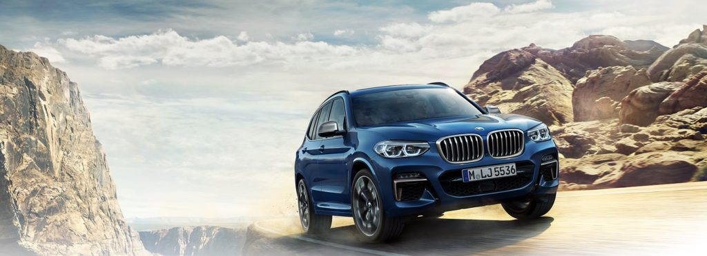 Spotlight on the 2019 BMW X3