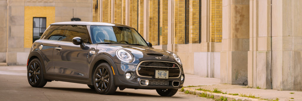 Latest generation Mini Cooper S