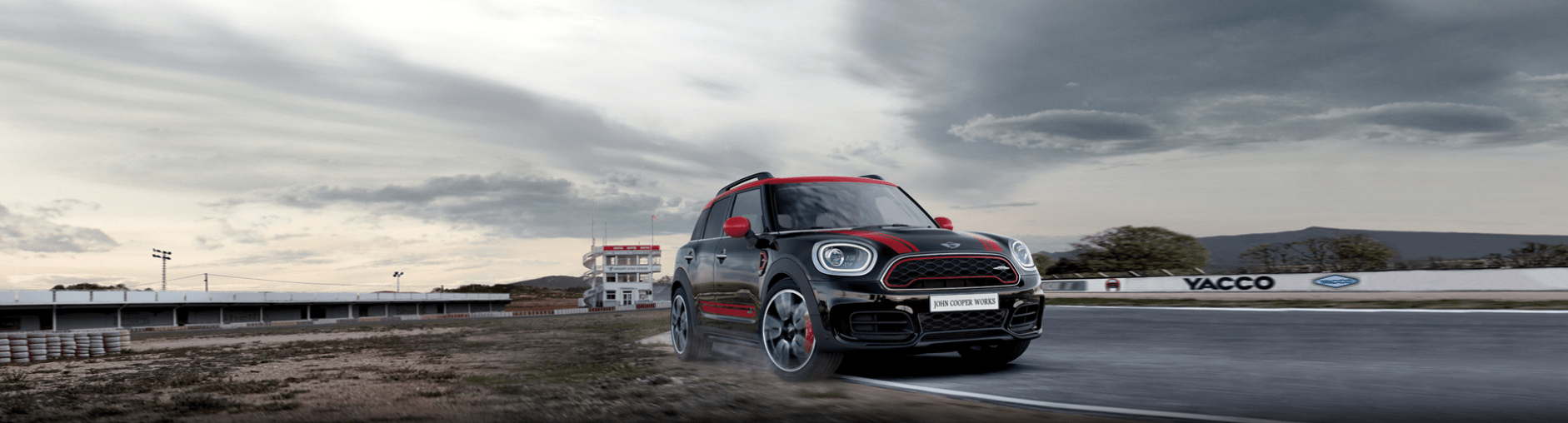 MINI Countryman JCW ALL4 in Edmonton