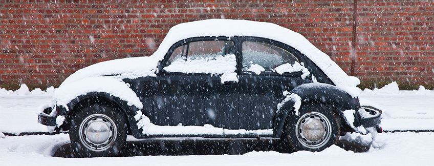 alliston VW winter driving tips