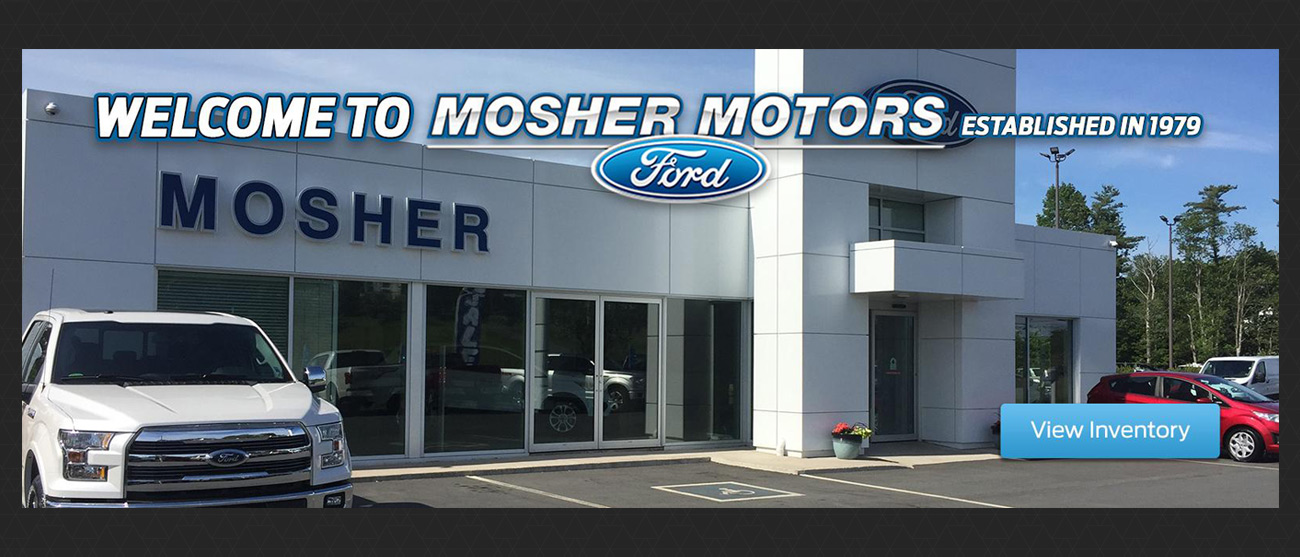 Welcome to Mosher Motors