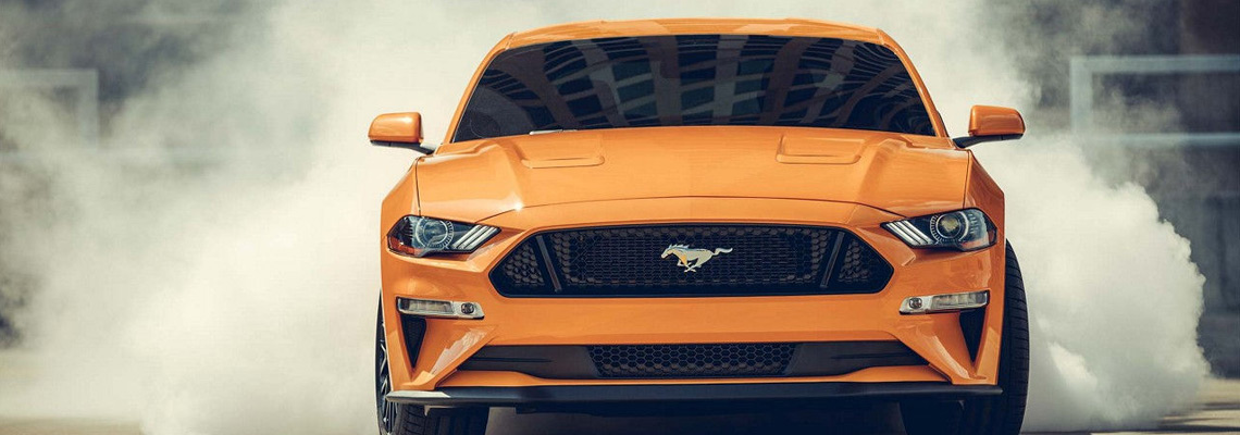 2018 Ford Mustang at Valley Ford