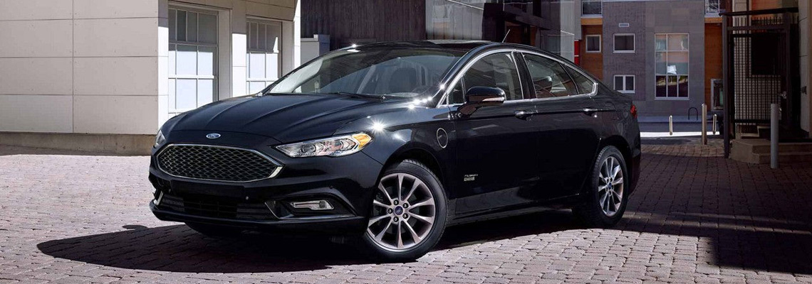 2018 Ford Fusion at Valley Ford
