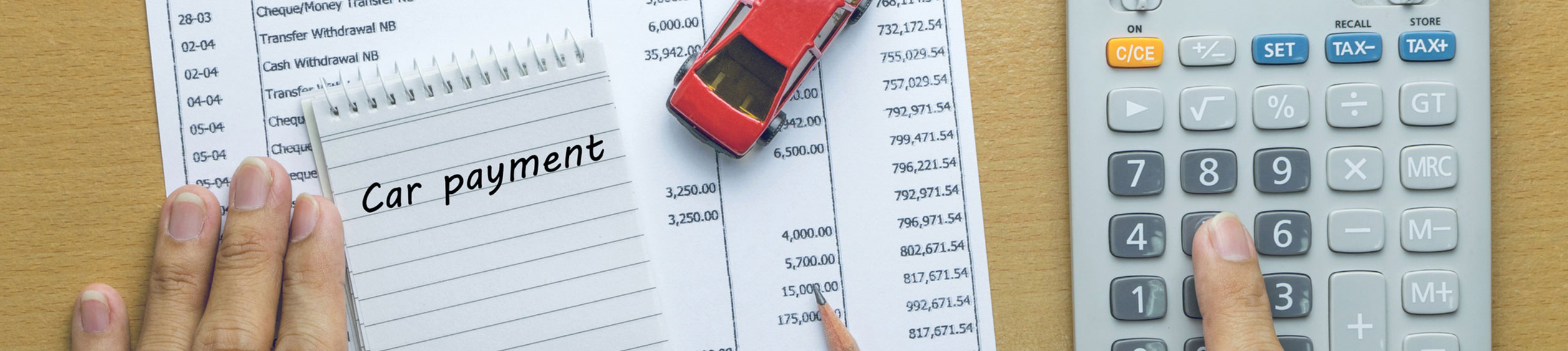 Car Loan Calculator and Application