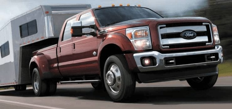 F350 Towing Capacity >> What Is The Ford Truck With The Highest Towing Capacity
