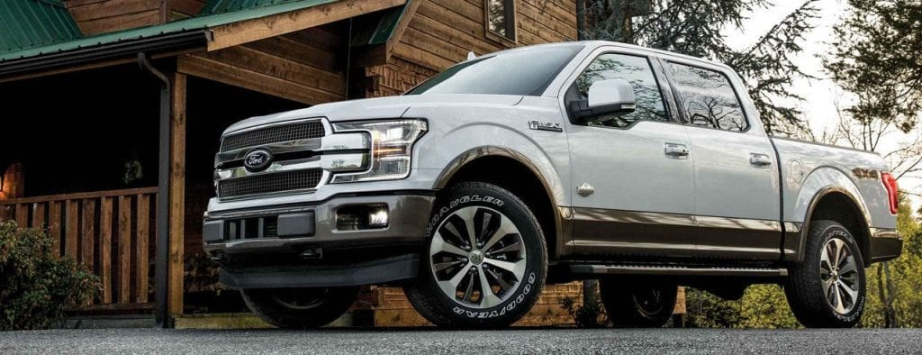 2019 Ford F-F150 King Ranch Diesel