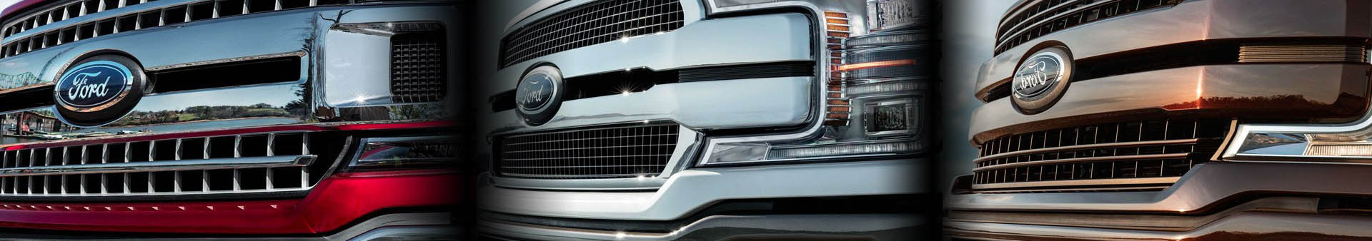 2018 Ford F150 Grille Trim