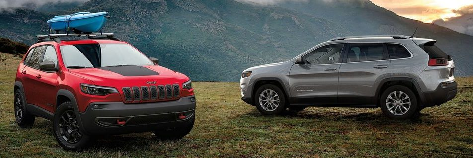 Jeep Cherokee Vs. Competitor Crossovers