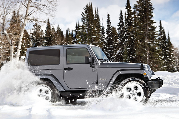 Jeep Wrangler - surrey tire centre