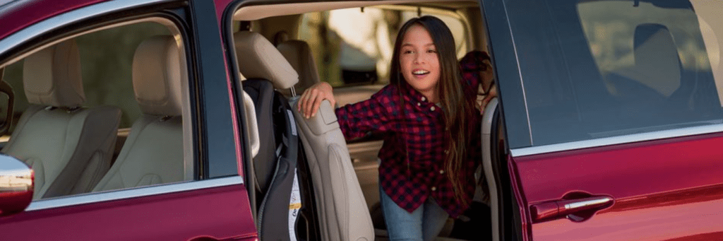 Chrysler Pacifica as a Family Vehicle
