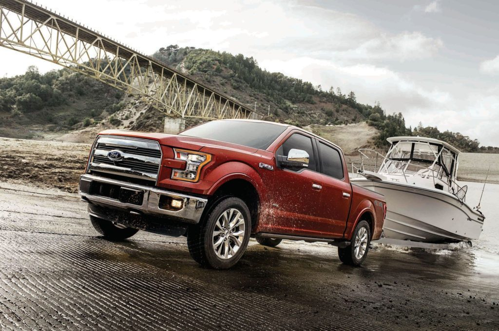 A Trim-by-Trim Overview of the 2017 Ford F-150