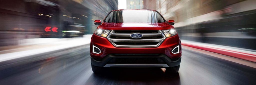 Fall in Love with the Ford Edge!!