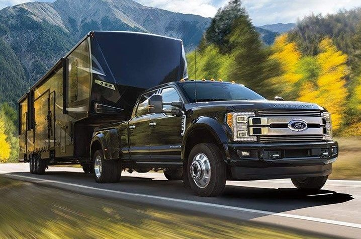 In It for the Long Haul: Upgrading From an F-150 to Super Duty