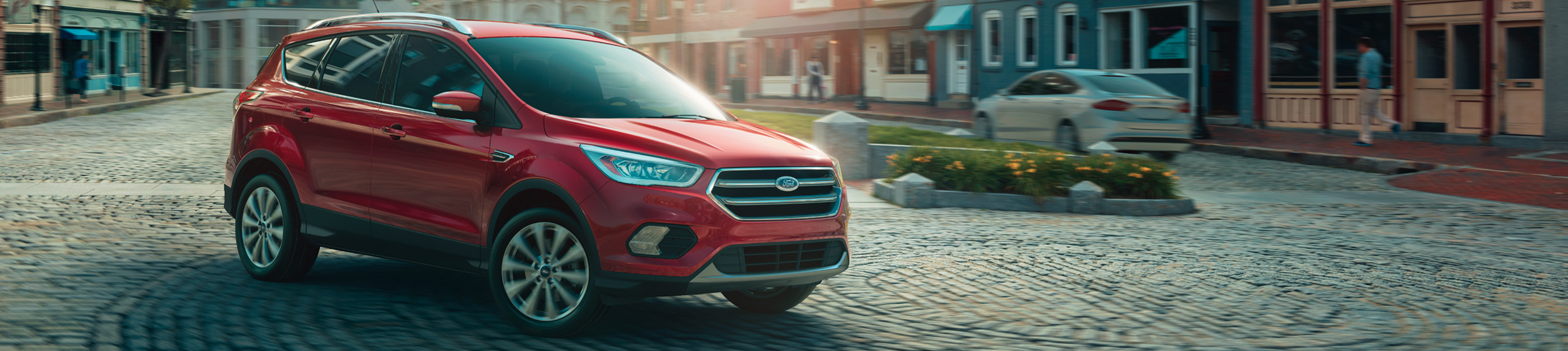 Adventurous 2018 Ford Escape | Aurora Ford Hay River, NWT