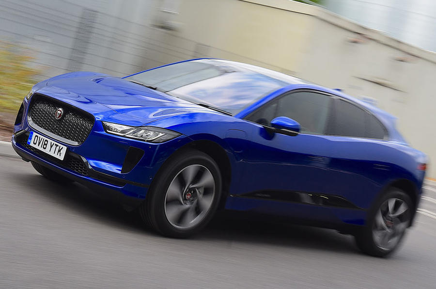 Jaguar I-Pace EV400 First Edition 2018 UK review