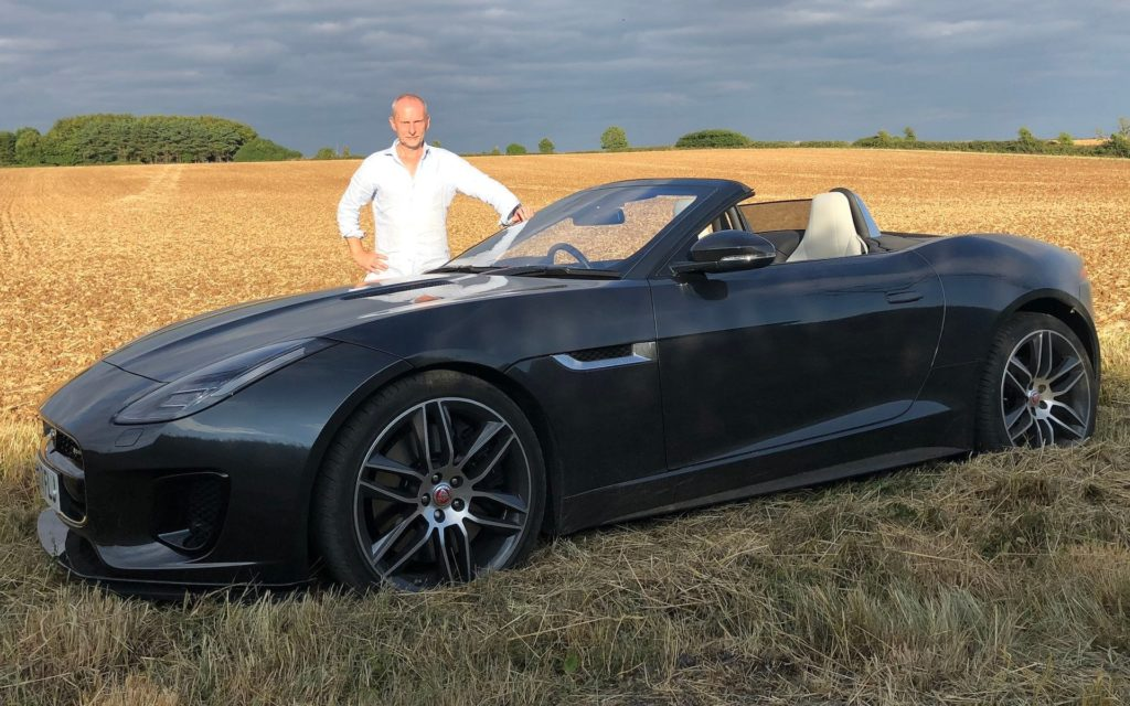 Jaguar F-Type – a rorty convertible on long-term test
