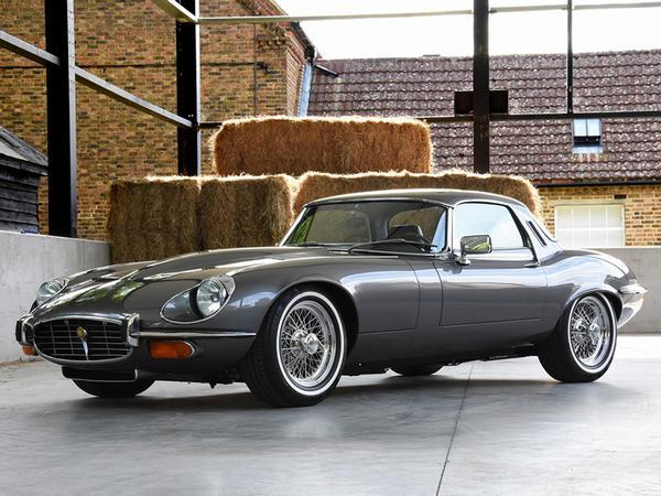 Jaguar E-Type S3 gets 288hp 6.1-litre V12