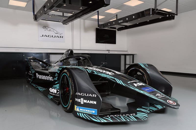 4 REASONS JAGUAR COULD BE A TITLE CONTENDER IN SEASON 5 OF FORMULA E