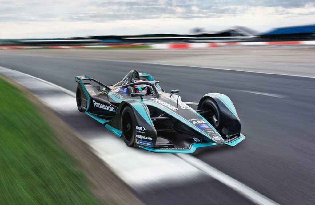 Jaguar unveils Gen2 Formula E car, confirms line-up