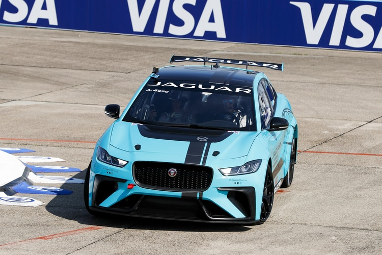 Jaguar I-PACE eTROPHY season one calendar revealed