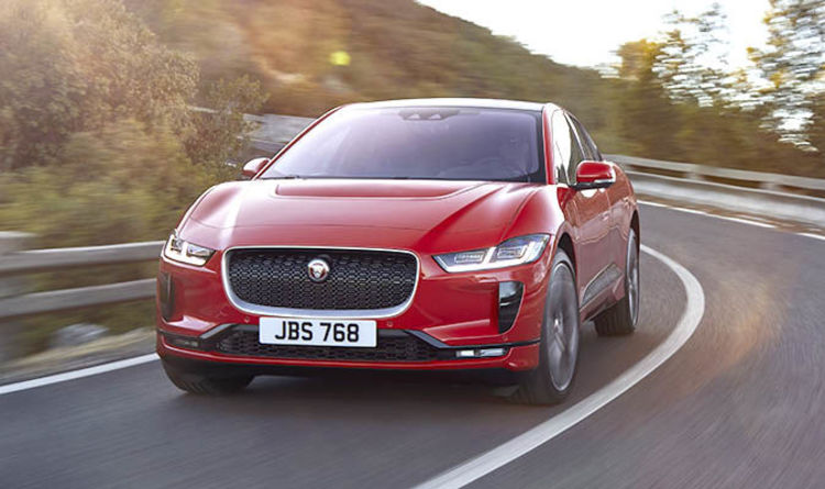 The Sun Motor Awards 2018: Jaguar I-PACE