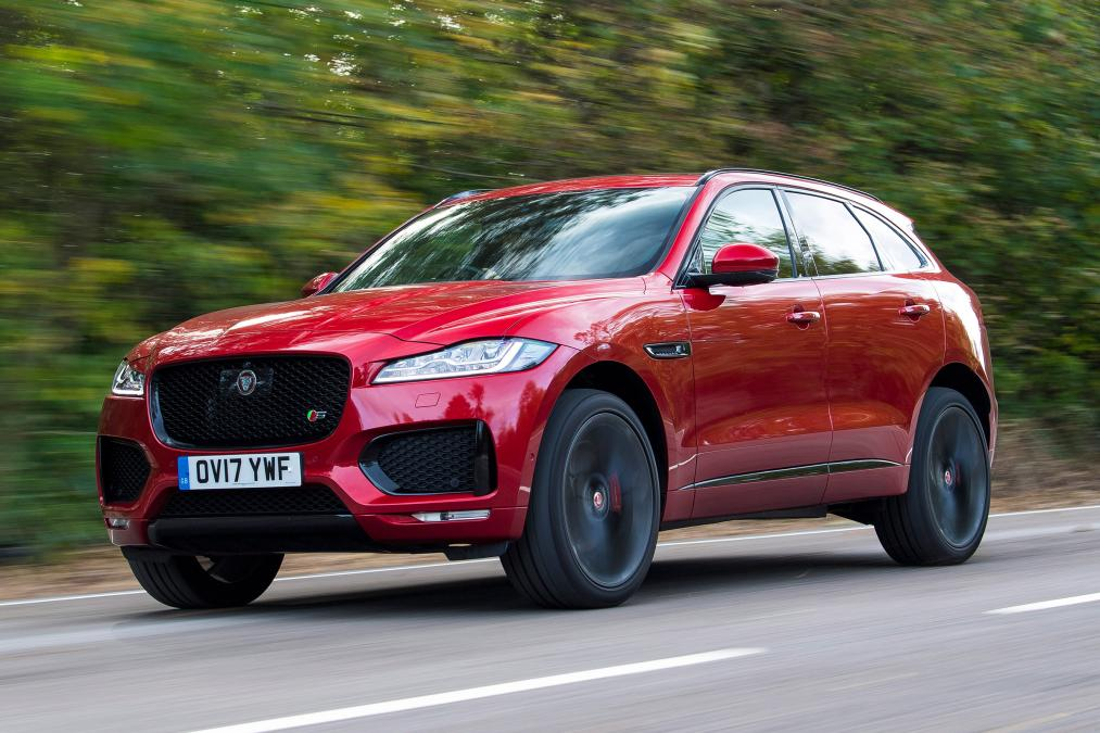 Comparison: Alfa Romeo Stelvio vs Jaguar F-PACE