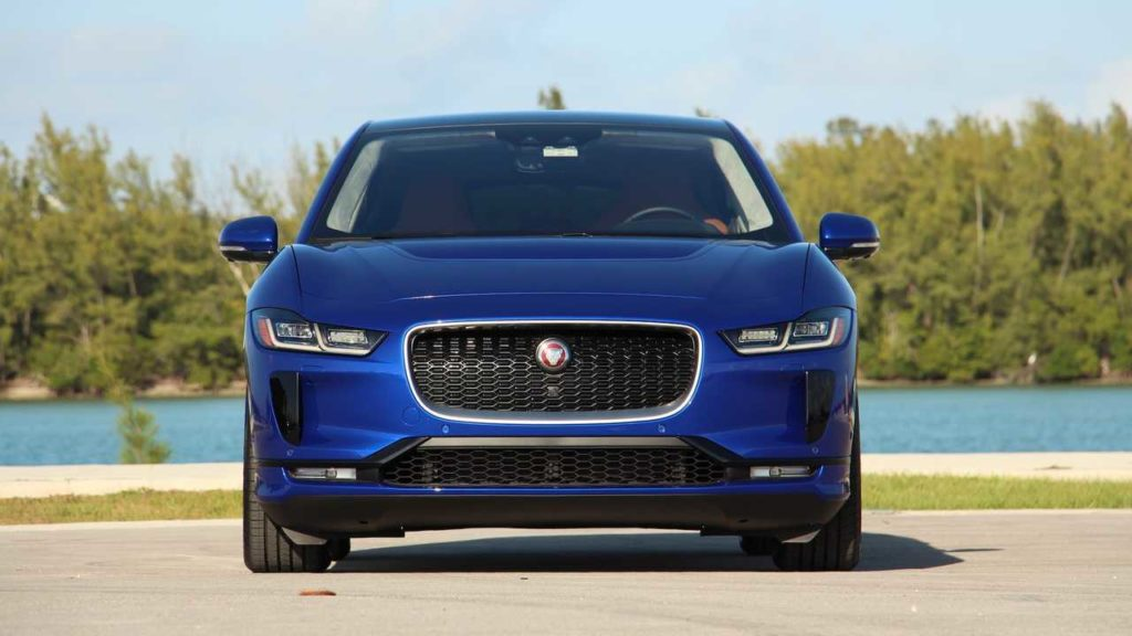 2019 Jaguar I-PACE vs 2018 Tesla Model X comparison
