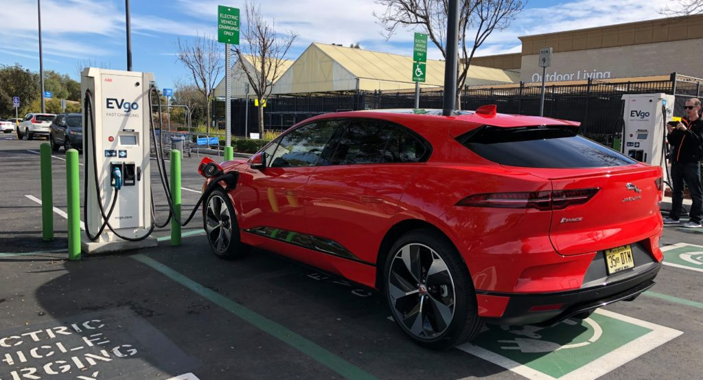 Electrek review of the Jaguar I-PACE