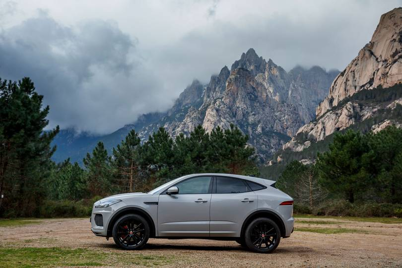 On the road with Tanya Gold: The Jaguar E-PACE
