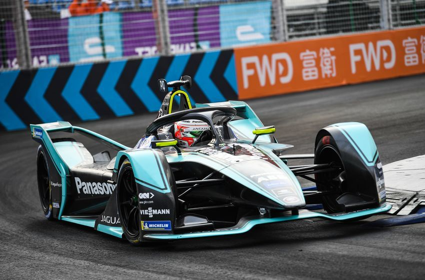 Brit Alex Lynn is back in Formula E