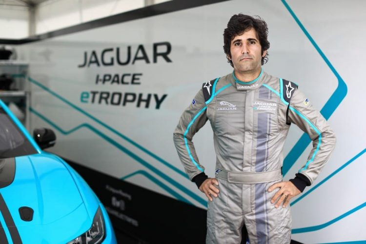 Jimenez holds off Sellers to win Jaguar I-PACE eTROPHY race in Rome