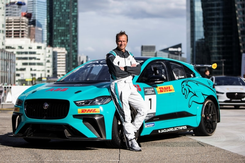 Jaguar I-PACE eTROPHY set for Monaco debut