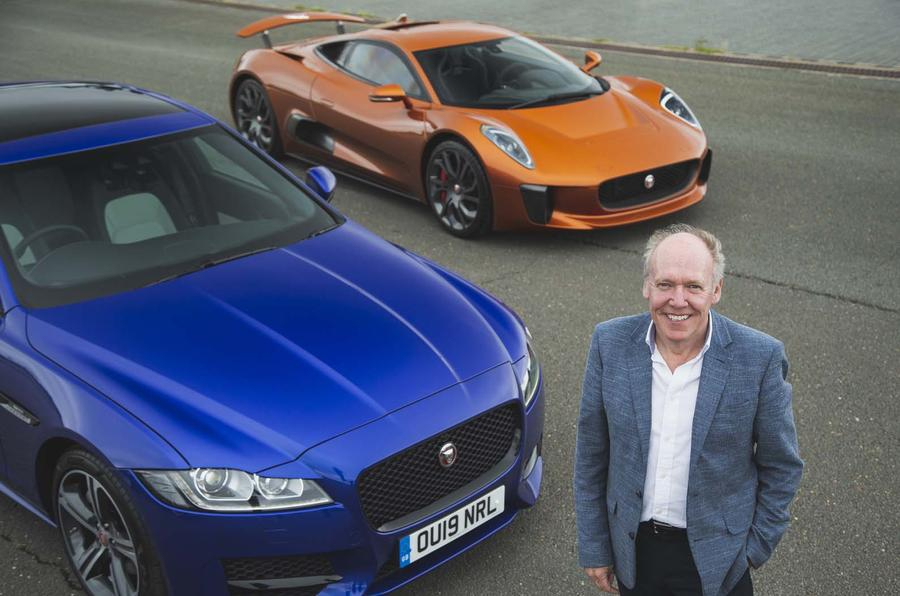 Ian Callum: The man who revived Jaguar design