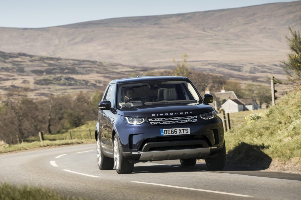 Land Rover Discovery SD4 road test