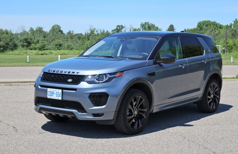SUV Review: 2018 Land Rover Discovery Sport
