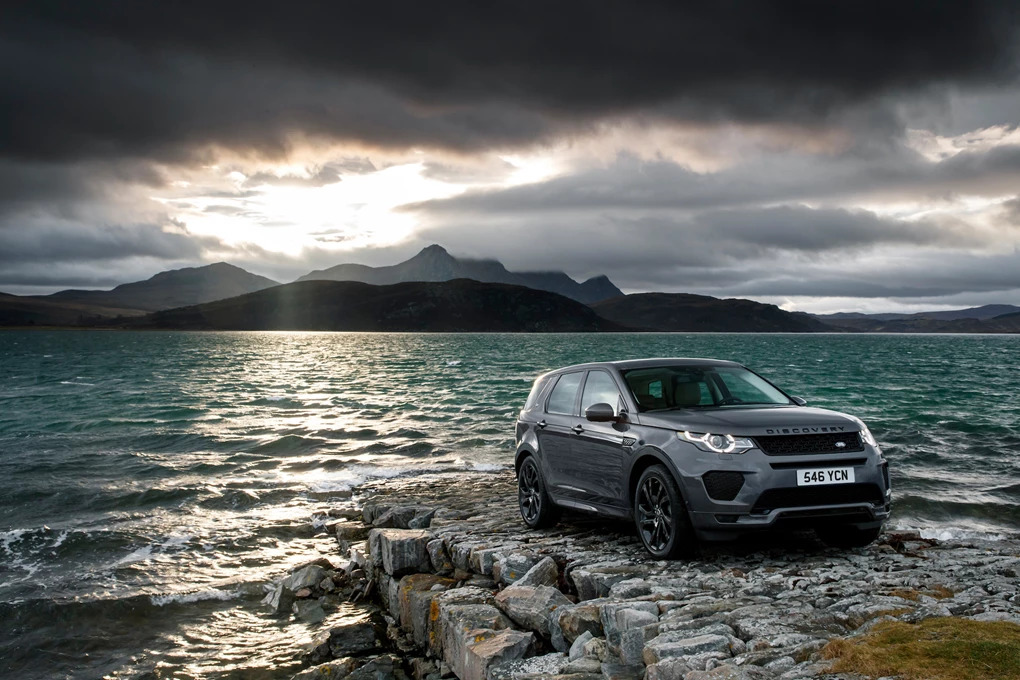 THE BEST CARS FOR UNDER £40K IN 2018: Land Rover Discovery Sport