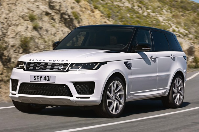 First drive review: Range Rover Sport PHEV