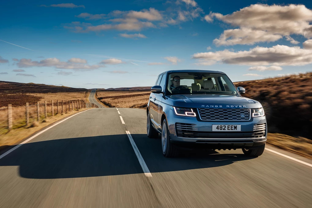 2018 Range Rover review
