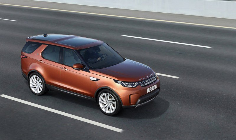 Ten of the boxiest cars and SUVs on the market: Land Rover Discovery
