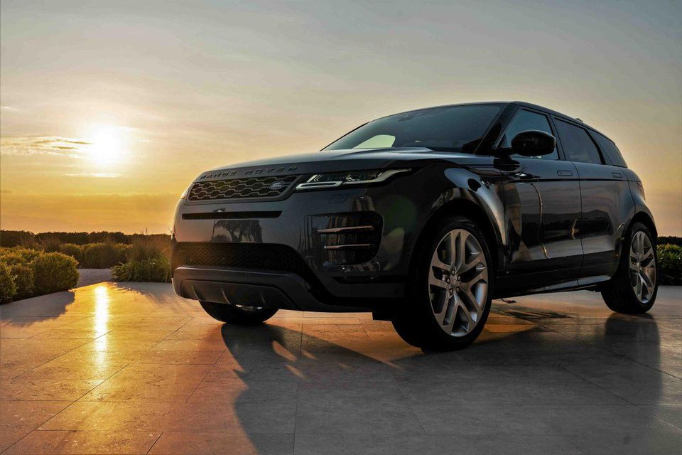 How the 2020 Range Rover Evoque makes it all fit