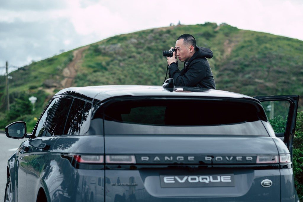 A refined point of view: Range Rover Evoque