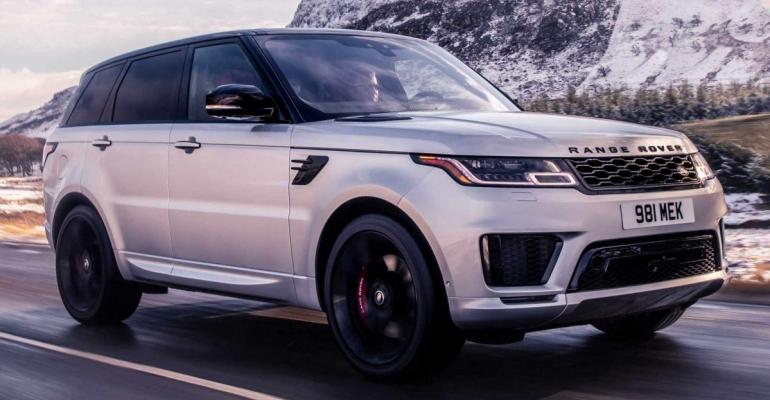 Land Rover launches second 48-volt mild hybrid