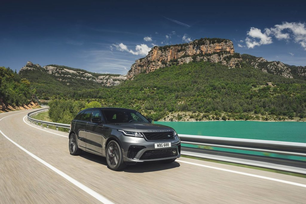 New Range Rover Velar SVAutobiography Dynamic Edition review