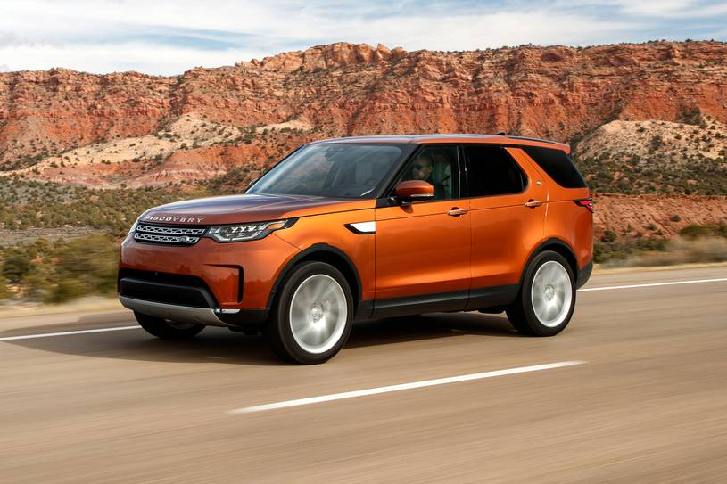 2020 Land Rover Discovery review