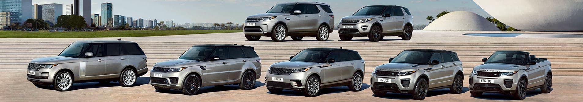 Land Rover Shop Virtual Feature