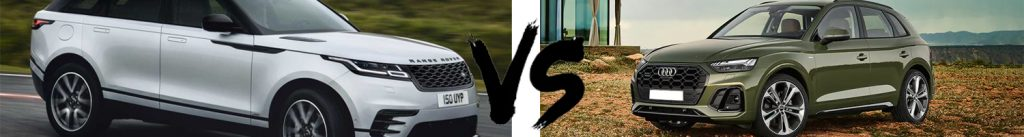 2021 Land Rover Discovery Sport Vs 2021 Audi Q5